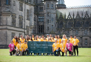 Summer Camp Scotland Gallery